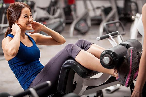 Tập Gym giảm stress hiệu quả