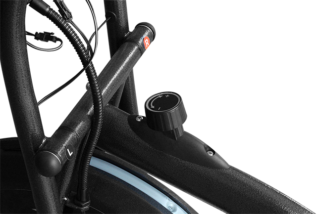 Kháng lực xe đạp tập MO-2060