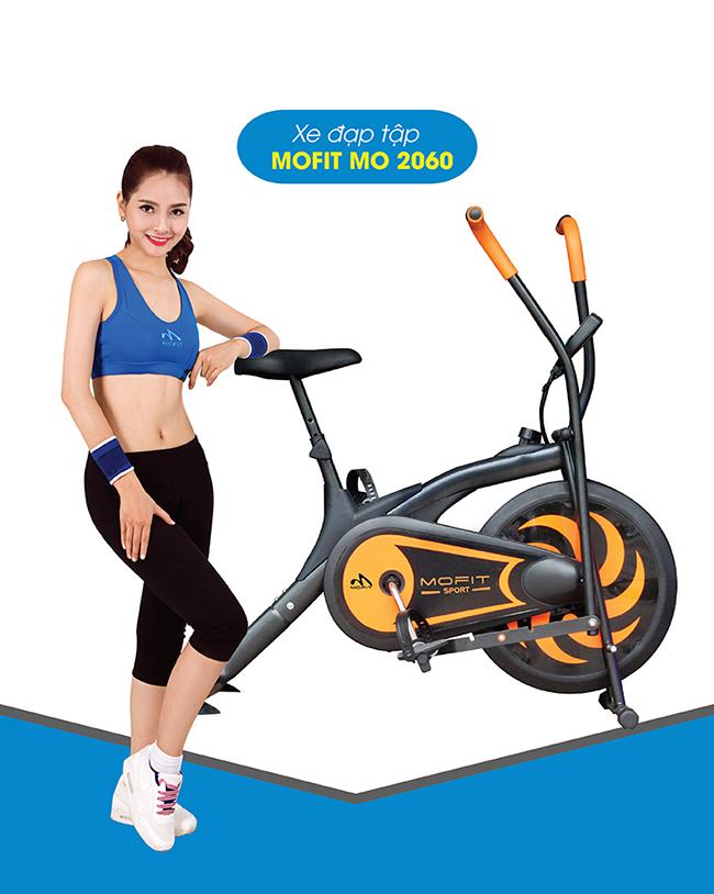 Xe đạp tập MO-2060