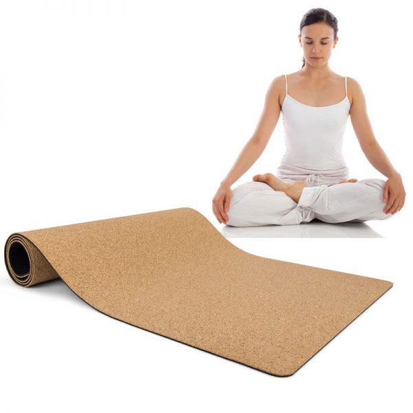 Thảm tập yoga Cork