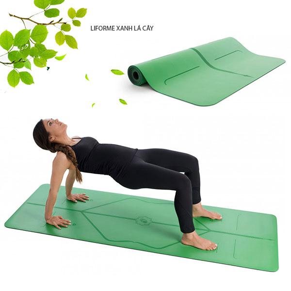 Thảm tập yoga Liforme cao cấp
