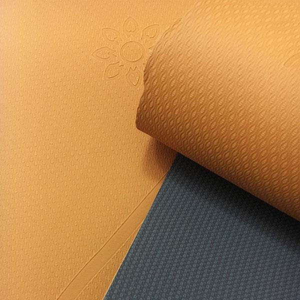 Bề mặt chống trượt của thảm Zen Master