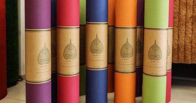 Kinh nghiệm chọn mua thảm tập yoga cho người mới