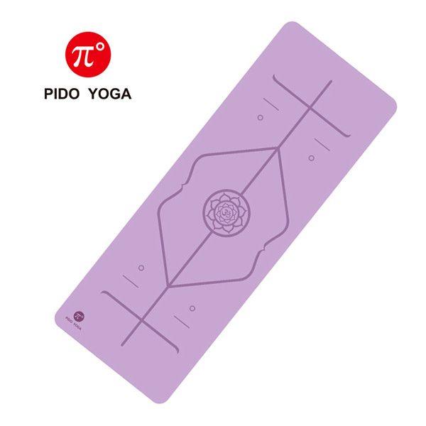Thảm tập yoga định tuyến Pido chính hãng