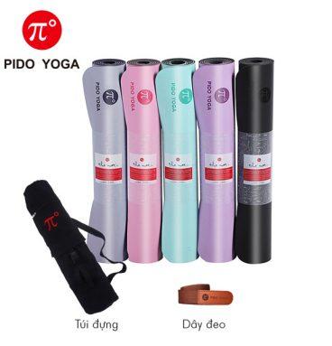 Màu sắc thảm tập yoga Pido