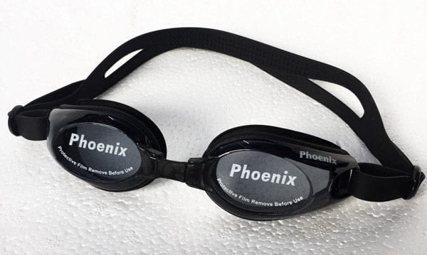 Kính bơi Phoenix 401 Đen