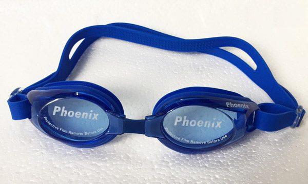 Kính bơi Phoenix PN 401 Xanh
