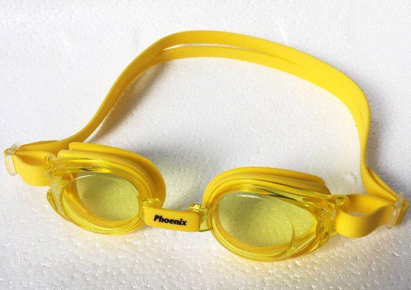 Kính bơi Phoenix PN 506 Vàng