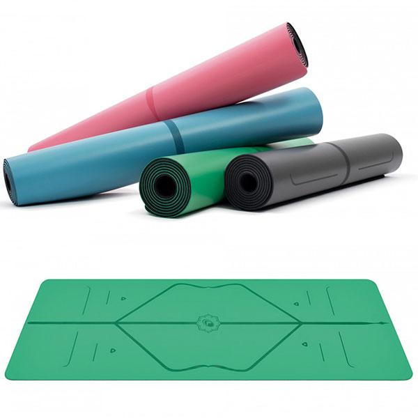Phân biệt thảm tập yoga PVC, Thảm TPE, Thảm PU