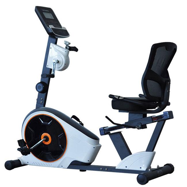 Xe đạp tập phục hồi chức năng có ghế tựa lưng