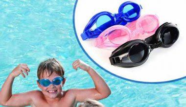 Mua kính bơi cho trẻ loại nào tốt