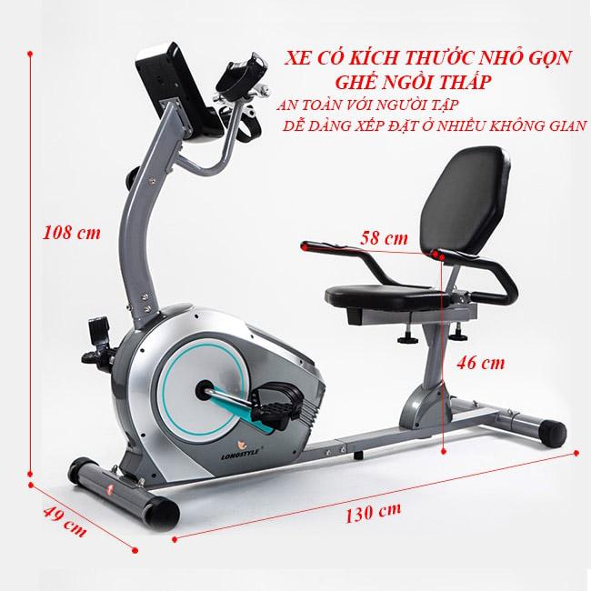 Xe đạp tập thể dục BC 51013