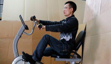 Top 6 xe đạp phục hồi chức năng có ghế tựa lưng cho người già