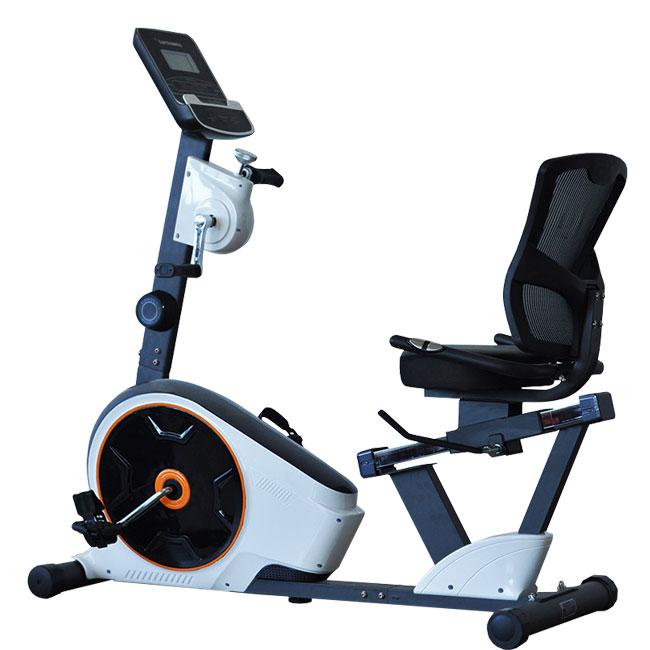 Xe đạp tập thể dục có ghế tựa lưng D853