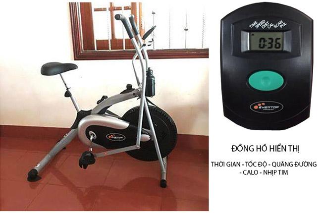 Xe đạp tập thể dục liên hoàn ET 8.2i