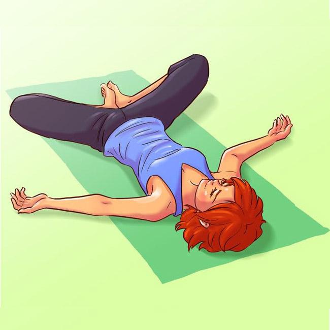 10 tư thế yoga đơn giản có lợi cho sức khỏe phái nữ