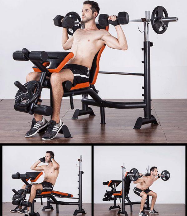 Ghế tập gym đa năng GM 4380