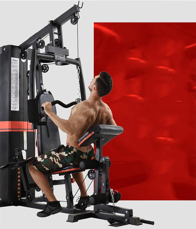 Giàn tạ đa năng tập gym tại nhà HQ-708A