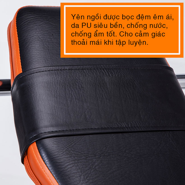 Mặt ghế ghế tạ GM-4380