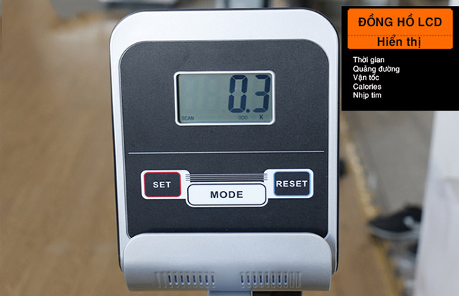 Đồng hồ đo xe đạp YD-656