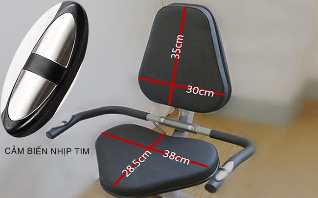 Ghé tựa lưng xe đạp YD-656