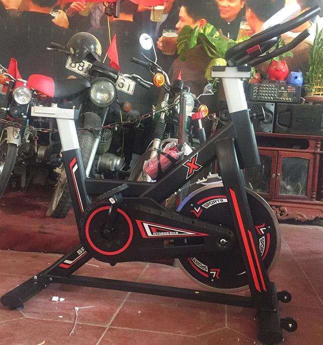 Hình ảnh thực tế xe đạp tập GH-709