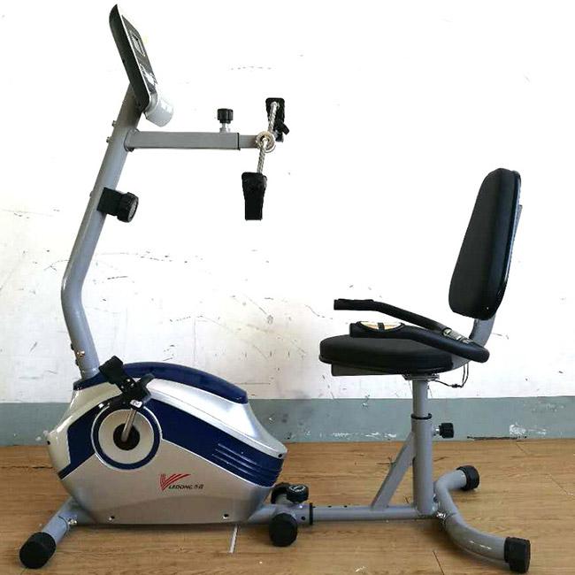 Hình ảnh thực tế xe đạp tập thể dục R7