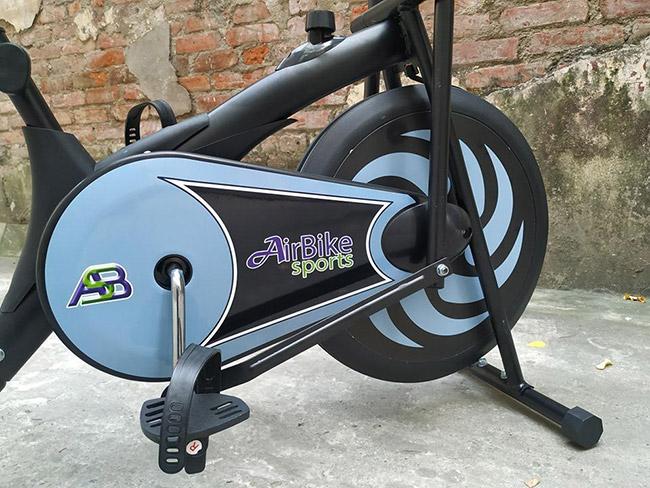 Khung xe đạp tập thể dục Air Bike MK-109