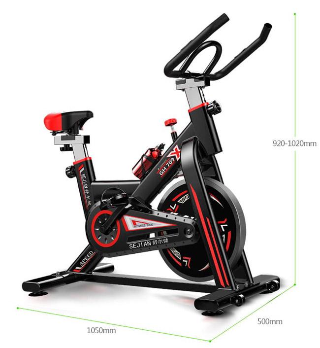 Xe đạp tập thể dục địa hình GH-709