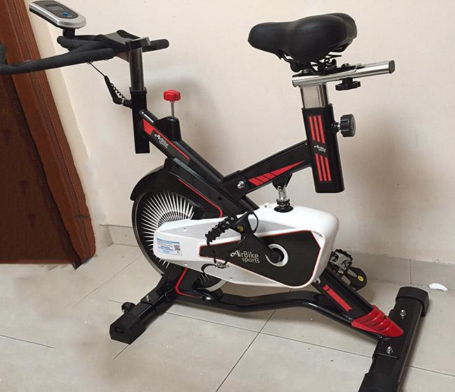Hình ảnh thực tế xe đạp Fuji Luxury MK-100