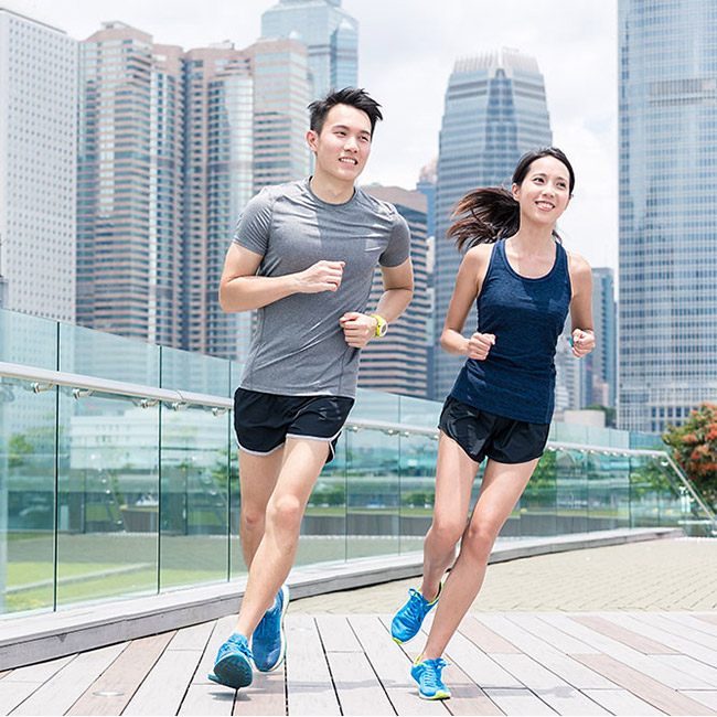 Tác dụng của chạy bộ đối với sức khỏe
