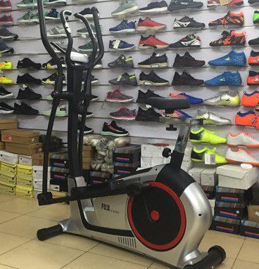 Xe đạp tập thể dục toàn thân FUJI LUXURY MK 113