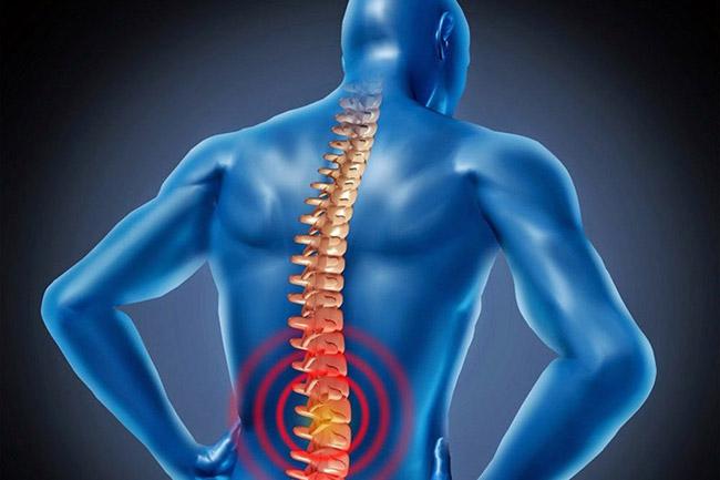 6 bài tập chữa thoái hóa cột sống