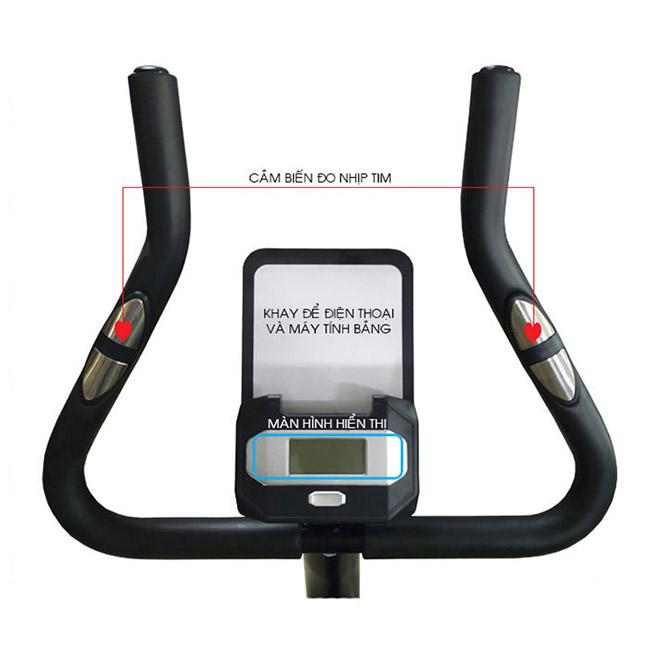 Đồng hồ đo xe đạp VK-02