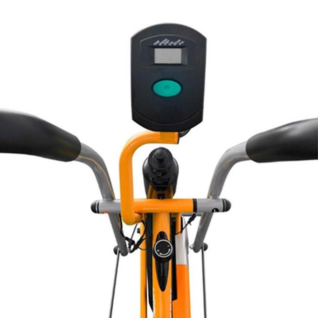 Đồng hồ Xe đạp tập thể dục AGURI AGA-206PA