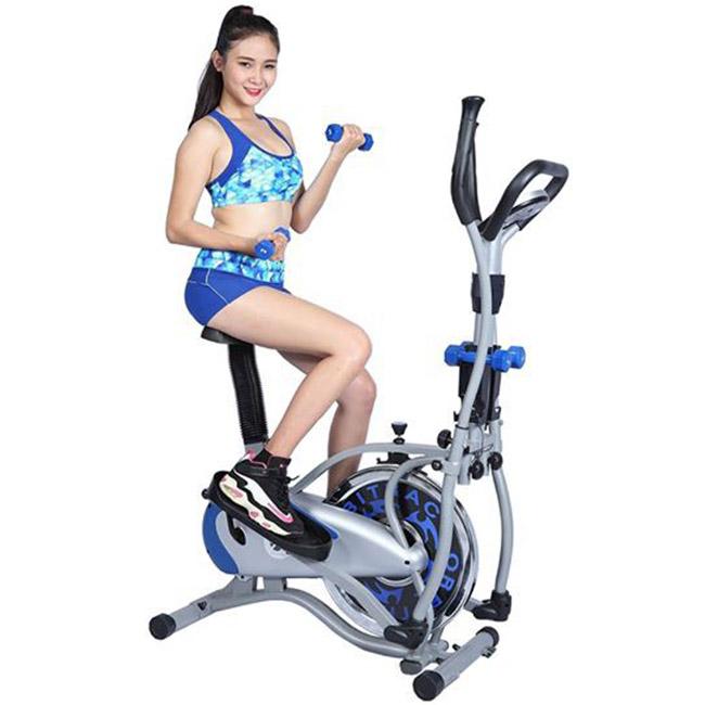 Tốp 4 máy tập giảm mỡ bụng hiệu quả nhất 2020 - xe đạp tập thể dục