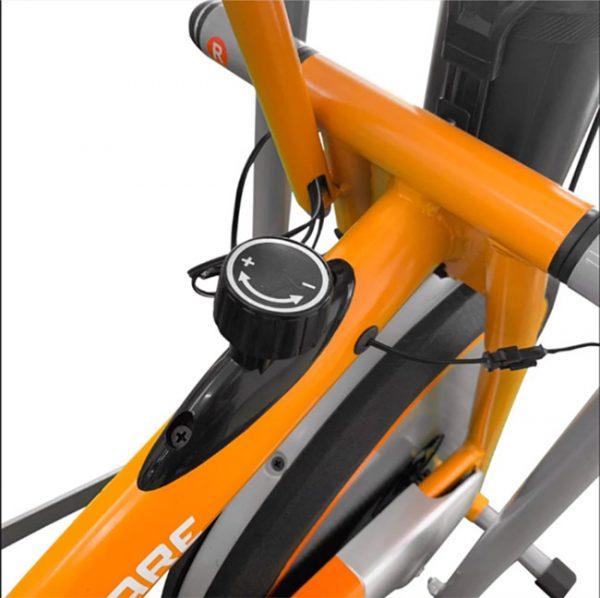 Núm chỉnh lực xe đạp tập thể dục AGA 206 PA