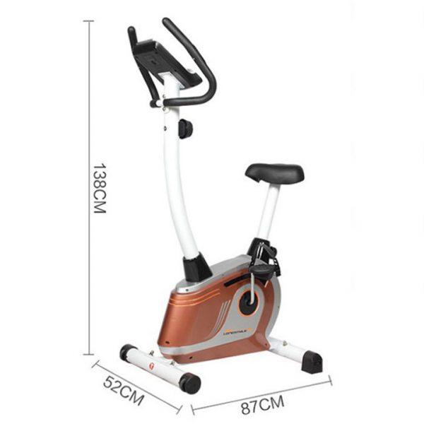 Kích thước lắp đặt xe đạp tập thể dục D510