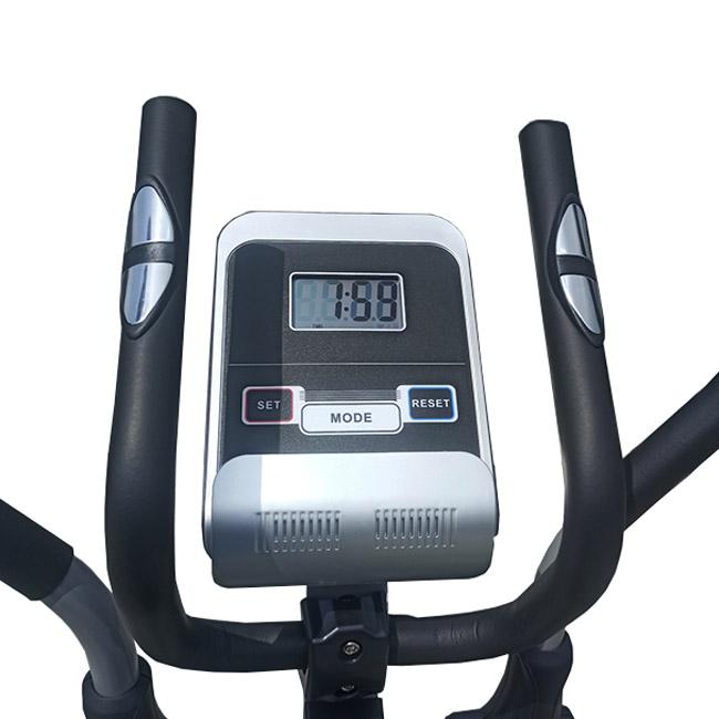 Đồng hồ và cảm ứng nhịp tim xe đạp tập thể dục PRO-168