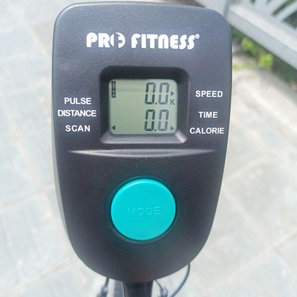 Đồng hồ đo xe đạp tập thể dục pro 08