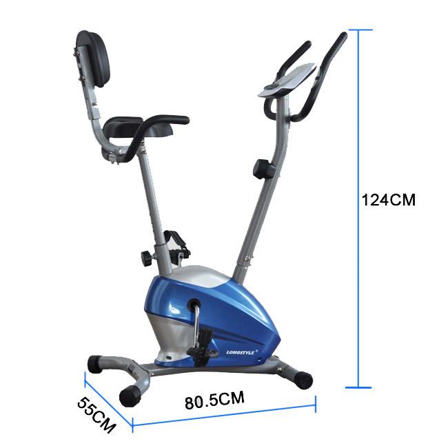Kích thước lắp đặt xe đạp tập BC 61080