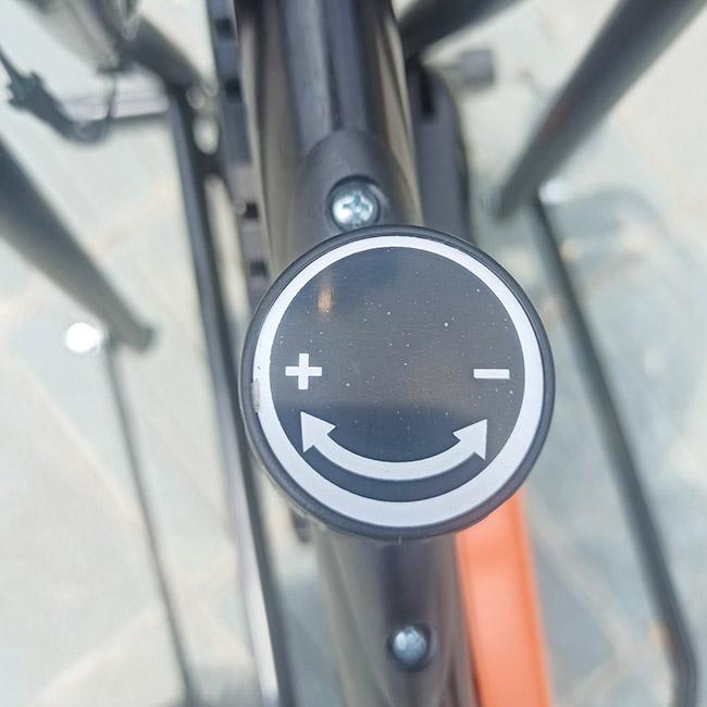 Núm chỉnh lực xe đạp PRO 08