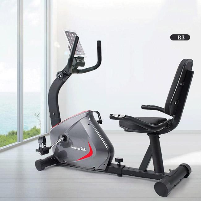 Xe đạp tập thể dục có tựa lưng R3