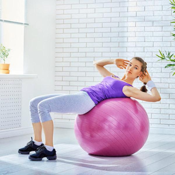 Dụng cụ tập yoga-  bóng tập yoga