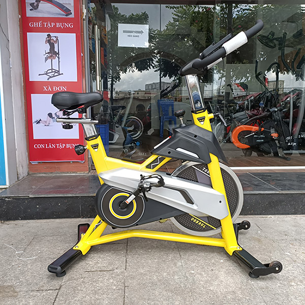 Hình ảnh thực tế xe đạp tập thể dục TK-007