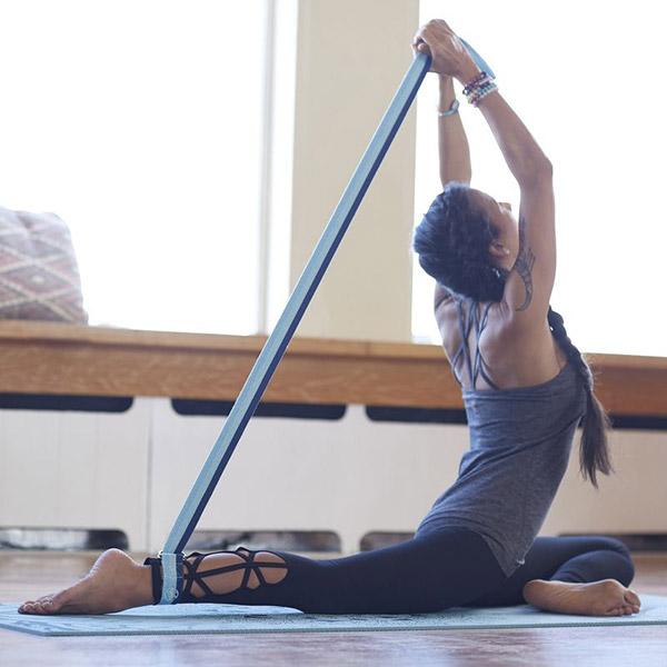 Dụng cụ tập yoga- dây tập yoga