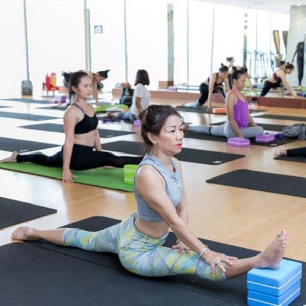 Dụng cụ tập yoga-gạch tập yoga