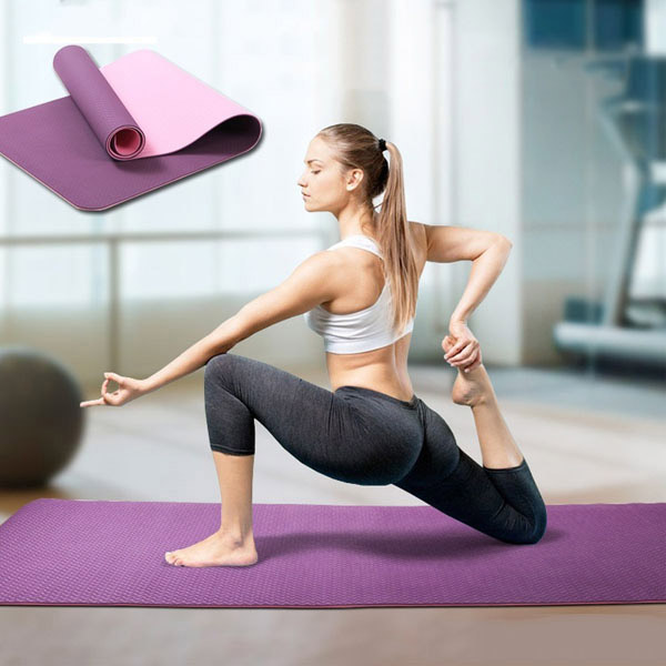 Dụng cụ tập yoga - thảm tập yoga