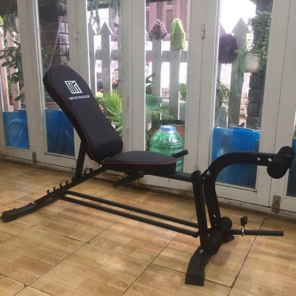 Hình ảnh thực tế ghế tập gym MK-031